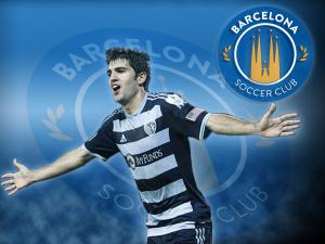Toni Dovale - Chairman Barcelona Soccer Club